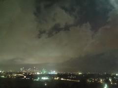 Sydney 2016 Feb 20 22:13 (ccrc_weather) Tags: sky night outdoor sydney australia automatic kensington feb unsw weatherstation 2016 aws ccrcweather