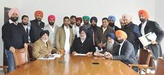 Interaction with the Leaders of YAD and SOI - Sukhbir Singh Badal (2) (sukhbirsingh_badal) Tags: punjab development soi yad organisational akalidal sukhbirsinghbadal