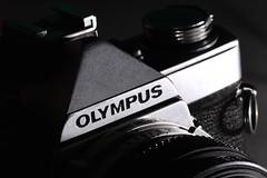 OM-1 (minh_duc91) Tags: camera film monochrome olympus om1