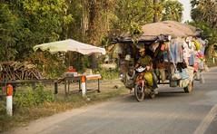 Loads - Photo #13 (doug-craig) Tags: travel people usa nikon asia cambodia market stock culture photojournalism angkorwat korea transportation siemreap journalism loads banteaysrei d700 dougcraigphotography