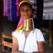 Long-neck woman - Ngwedaung
