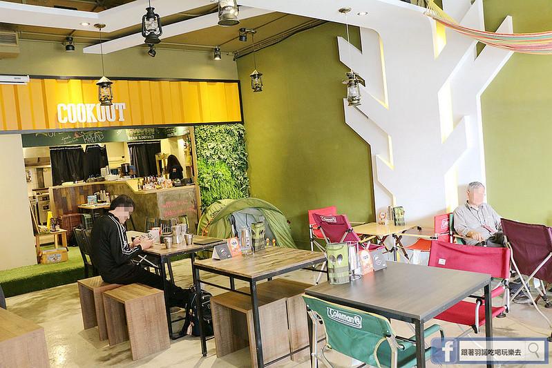 Cookout 野酷戶外料理餐酒 午茶003
