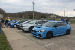 IMG_0369 (86Reverend) Tags: wood blue woods stage rally expose mo missouri hyper salem 100 higgins 75 wrx sti parc gravel acre steelville potosi 2016 serieshyperblue