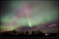 AURORA 2016 MARCH 06 - 20:18 UT (astronut2007) Tags: scotland elgin moray northernlights auroraborealis 6march2016