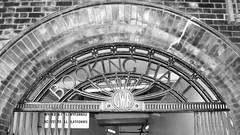 Cardiff Central (R~P~M) Tags: station sign wales train iron wroughtiron cymru cardiff railway caerdydd gwr greatwestern gorsaf cardiffcentral arrivatrainswales caerdyddcanolog trenauarrivacymru cardiffgeneral