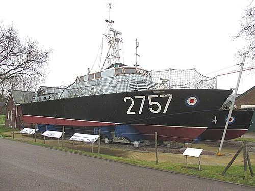 RTTL 2757 at RAF Museum, Hendon 05.03.16