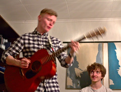 Ragnar Finson (Jan Egil Kristiansen) Tags: concert guitar faroeislands heima nlsoy heimanlsoy2016 heimafestival ragnarfinson brandarmkir