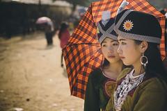 Portrait of Hmong #1 (Color Amnesia) Tags: travel portrait newyearseve laos hmong luangnamtha piotrwysoczanski urizenonthesteppe