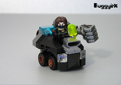1 - Winter Soldier Mighty Micro (buggyirk) Tags: winter comics soldier comic lego competition indoor micro marvel mighty micros moc afol buggyirk bricksetcompetition
