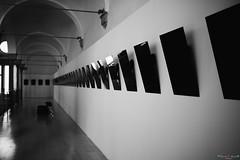 Museo strage di Ustica - Bologna (Riccardo Rimoldi) Tags: art museum ustica flight sigma disaster bologna museo aereo relitto dc9 incidente disastro itavia d7100 ih870
