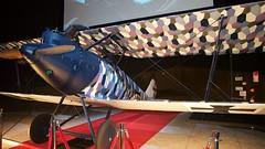 _D808725 (Drumsara) Tags: newzealand aircraft flyingcircus planes ww2 pilots airmuseum worldwar2 redbaron fokker bluemax caproni breguet biplanes eindecker ernstudet drumsara etrichtaube jasta11 siemensschuckert vonrichthofen omarka triplanes knightsofthesky aviationheritagecentre dehavillanddh4 curtissflyingboat nieuport27 pfalzd111 aircodehavilland greatwarexhibition halberstadtdiv moranesaulnierg ww1memorabilia leonehawker