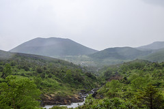 Azuma Highland  (PV9007 Photography) Tags: mountain mountains japan japanese fuji little berge highland    tohoku fukushima azuma kogen japanische kofuji      kougen azumakofuji   azumakogen azumakougen