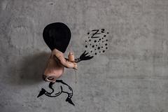 Childhood (giorgio.marra) Tags: old light shadow italy art abandoned childhood wall canon dark lost toys photography graffiti photo doll flickr italia echoes decay details run creepy odd forgotten madness silence essential pulp fotografia dust asylum decadence manicomio psychiatrichospital urbex abbandono
