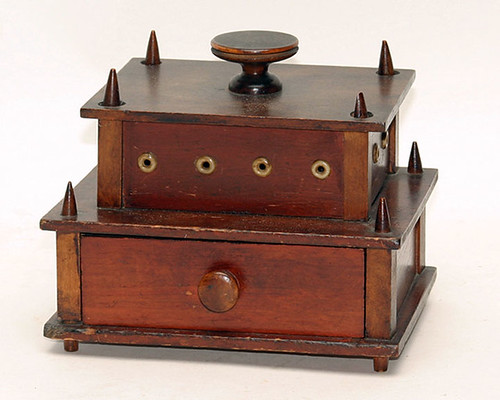 Shaker Style Sewing Caddy - $88.00 (Sold May 22, 2015)