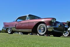 23rd Annual Palos Verdes Concours d'Elegance (USautos98) Tags: cadillac eldorado 1958 caddy brougham caddie
