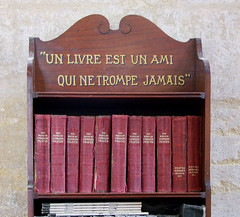 un livre est un ami qui ne trompe jamais (Simon_K) Tags: church norfolk churches eastanglia gressenhall