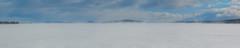 Winter landscape - Wind blowing on lake Yli-Kitka (talaakso) Tags: winter panorama suomi finland wind snowstorm lapland talvi snö lappi winterlandscape sjö snowblowing järvi tuuli panoraama posio lakelandscape järvimaisema talvimaisema lumimyrsky ylikitka terolaakso talaakso pöllyävälumi