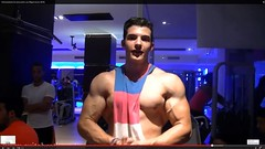 Miguel Lozano (Young Fitness Athlete) Tags: hot sexy college jock pecs muscles training big student model legs muscular chest arnold ripped hard young latin actor latino hulk bodybuilder flex athlete workout biceps fitness gym abs stud adonis shredded lifting flexing quads handso miguellozano