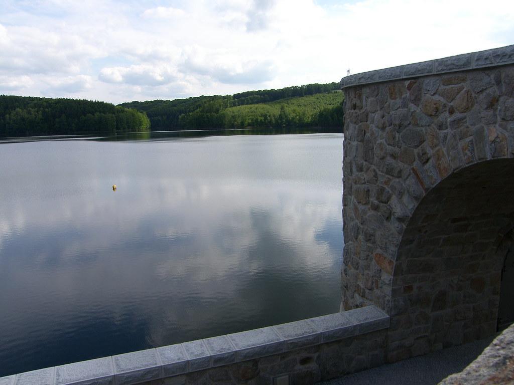 Großartig Sachsendamm 20 Galerie Von Trinkwassertalsperre Klingenberg (seesturm) Tags: Wasser Dam Saxony