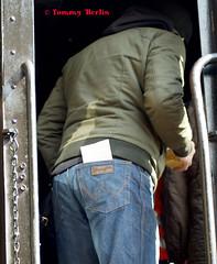 jeansbutt9347 (Tommy Berlin) Tags: men ass butt jeans ars wrangler
