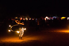 2016-03-26 Confest 016.jpg (andrewnollvisual) Tags: night outdoors fire dance lowlight performance festivals australia panasonic hoops hooping 25mm firetwirling fireperformance confest gh2 m34 microfourthirds andrewnoll confest2016