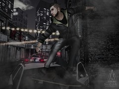 #206. Like a hammer, hell, to my head (Gui Andretti (Man Cave • Kinky Event • SenseS ) Tags: life man game male men sports cn mom living cosmopolitan mesh avatar beards clothes second oddity acessories monarchs sk8 ascend streetwear atittude modulus meshhead applier noproject genneutral