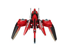 Star Citizen Xian Scout top (turbokiwi) Tags: fighter lego alien scout xian spaceship starcitizen khartual