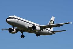 EI-DVM.LHR010516 (MarkP51) Tags: plane airplane airport nikon image heathrow aircraft aviation retro airbus aerlingus airliner lhr egll a320214 d7200 eidvm markp51