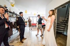 DSC08679 (sart68) Tags: wedding groom bride melanie marriage pip huwelijk aalst gianpiero