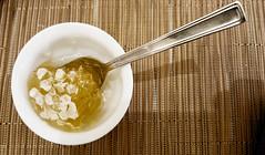 232/365 Natural sweetness (darioseventy) Tags: morning food yellow breakfast sweet bees spoon pot dolce giallo miel sweetness miele api cibo colazione mattina honig hioney
