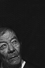 Contemplación (nicolas_18mm) Tags: portrait texture nikon retrato soledad edad experiencia nikoncolombia