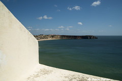 GDF0815 (G-D-F) Tags: blue sea sky building castle portugal nature water architecture fort fortaleza algarve fortification fortress kasteel defend sagres defending fortalezadesagres forta