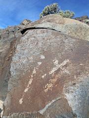 Petroglyphs / Blackrock Well Site (Ron Wolf) Tags: california archaeology nationalpark line nativeamerican salinevalley petroglyph anthropology shoshone rockart deathvalleynationalpark numic dashedline perpendicularlines