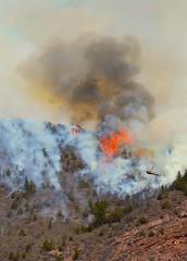 Avalanche-Filoha Prescribed Fire April 4, 2016