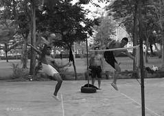 Sepak Raga ( Thai ) (OkusaTH) Tags: sport sepak raga