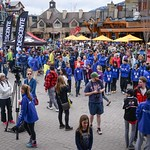 Whistler Village, Whistler Cup Awards Ceremony PHOTO CREDIT: Shea MacNeil