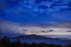 angle island mist (pbo31) Tags: sanfrancisco california longexposure blue sky mist black color fog night clouds dark bay spring nikon view over bayarea april presidio 2016 lookoutpoint angleisland boury pbo31 d810