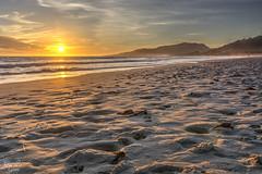 Tarifa (Dancodan) Tags: sol atardecer nikon playa paisaje puestadesol cdiz vacaciones tarifa tokina1224mmf4 playadeloslances d7100