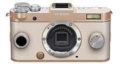 Pentax PENTAX Q-S1 (Champagne Gold) 12.4MP Mirrorless Digital Camera with 3-Inch LCD (Champagne Gold) (saidkam29) Tags: camera digital gold pentax champagne 3inch mirrorless 124mp