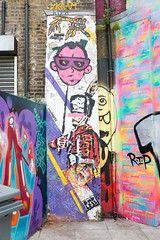 Decolife x David de Brito x Endless street art (mahtieuc) Tags: streetart london urbanart shoreditch londres gb angleterre endless artderue arturbain royaumeuni newinnyard decolife daviddebrito