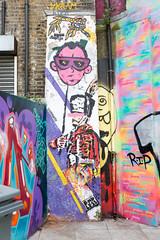 Decolife x David de Brito x Endless street art (mahtieuc) Tags: streetart london urbanart shoreditch londres gb angleterre endless artderue arturbain royaumeuni newinnyard decolife daviddebrito