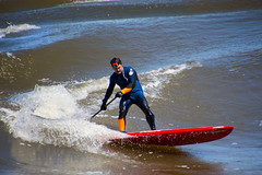 (BLEUnord) Tags: sports canon river eos rebel spring exterior board wave stlawrence activity stlaurent vague extrieur printemps sup planche fleuve activits 2016 paddleboard t4i
