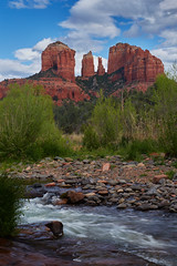 Red Rock Crossing (another_scotsman) Tags: arizona river landscape sedona cathedralrock oakcreek redrockcrossing