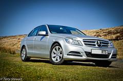 Mercedes on a trip through the mountains in the sunshine. (rtstewart000) Tags: trip mountains mercedes drive polish clean wash shinning autofocus