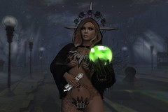 Miracle (Katy Hastings) Tags: dark gente witch apocalypse blueberry mystical ro mmc rare bruxa fgc illusionist aaahhh gacha arise astralia as egozy bc322 gachagarden