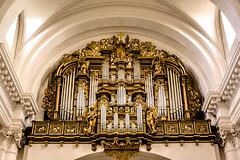 Groe Orgel im Dom zu Fulda (pyrolim) Tags: dom fulda barock orgel pfeifen prospekt kirchenmusik