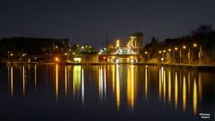 09. Nchtlicher Streifzug am Kanal 04-2016 (Possy 2016) Tags: nacht architektur landschaft hdr nachtleben nachtaufnahmen hdrbilder nikond7200 tamron16300mmf3563macro