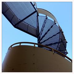 Stahltreppe brandschutz