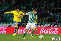 Betis - Las Palmas 020 (VAVEL Espaa (www.vavel.com)) Tags: joaquin rbb laspalmas betis 2016 primeradivision realbetisbalompie uniondeportivalaspalmas ligabbva udlp betisvavel laspalmasvavel fotosvavel juanignaciolechuga