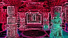India - Karnataka - Hampi - Hazararama Temple - 141d (asienman) Tags: india unescoworldheritagesite karnataka hampi vijayanagara asienmanphotography asienmanphotoart